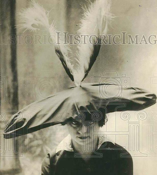 The Zeppelin Hat